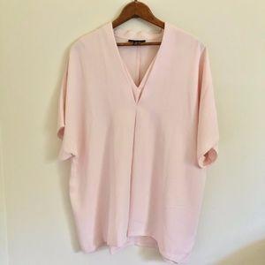 Alfani Light Pink Blouse